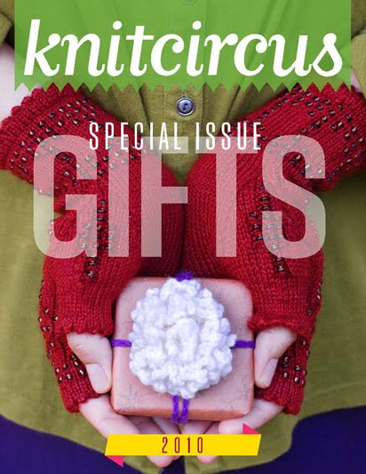 Knitcircus Gifts Pattern Collection