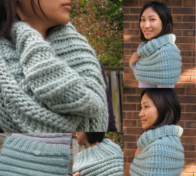 uptown cowl